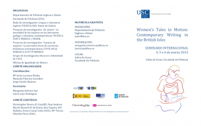 Women's Tales in Motion: Contemporary Writing in the British Isles
